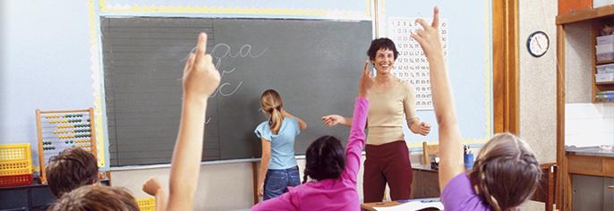 Docente che insegna nella classe
