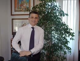 Foto del Sottosegretario di Stato Vito De Filippo