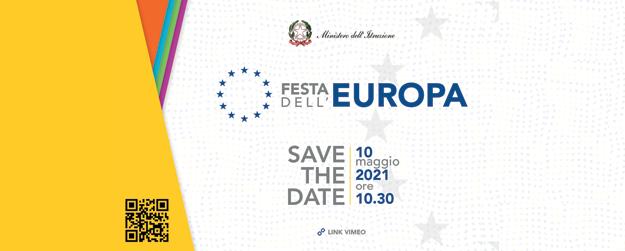 Festa dell'Europa 2021